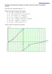 Решение задачи 1.1, вариант 61, Л.А.Бессонов, ТОЭ