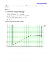 Решение задачи 1.1, вариант 32, Л.А.Бессонов, ТОЭ
