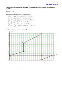 Решение задачи 1.1, вариант 41, Л.А.Бессонов, ТОЭ