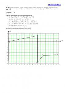 Решение задачи 1.1, вариант 42, Л.А.Бессонов, ТОЭ